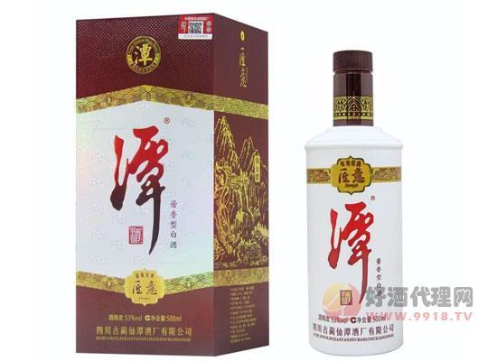 四川古藺的兩個醬香酒,潭酒與郎酒哪個好喝?