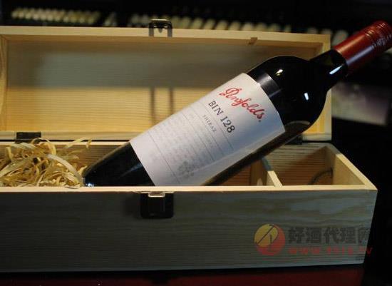 奔富128多少錢,澳洲進口bin128紅酒價格表