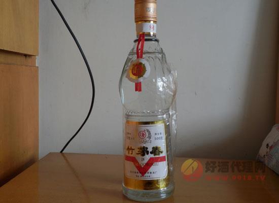 竹茅春酒52度一件多少錢,性價比怎么樣