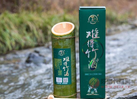 湖南難得生態竹酒價格怎么樣,一箱多少錢