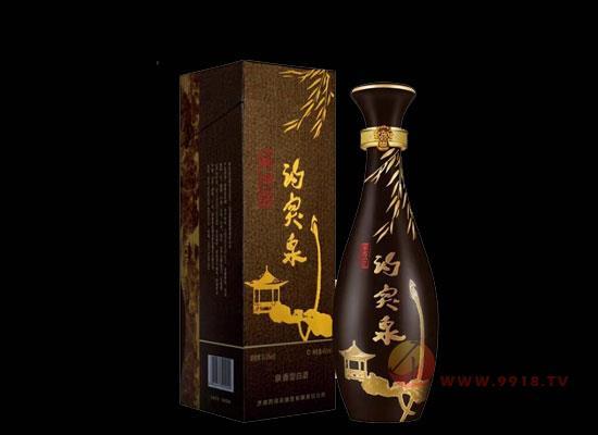 趵突泉酒兼香型怎么样,香型特色是什么