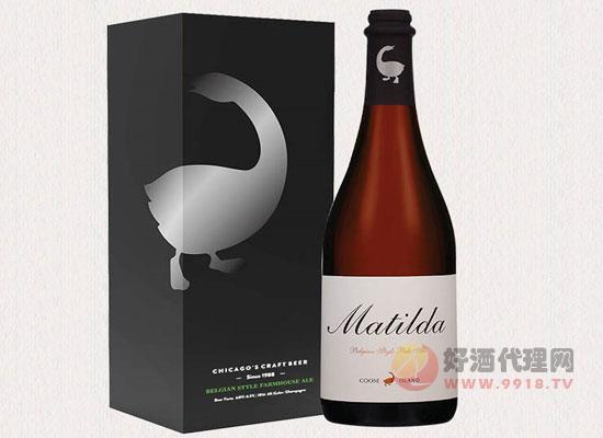 鵝島馬蒂塔淡色艾爾啤酒多少錢一瓶