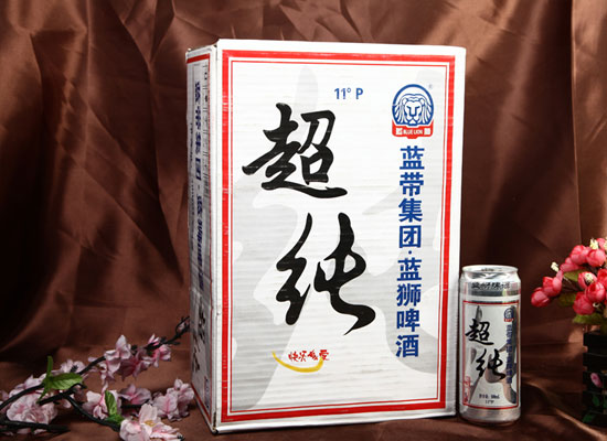 藍帶藍獅特制啤酒330ml價格怎么樣,一瓶多少錢