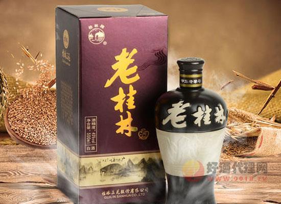 米香型白酒52度價格怎么樣,桂林三花酒老桂林多少錢