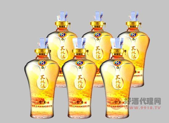 天地緣綿柔型白酒價格怎么樣,一瓶多少錢