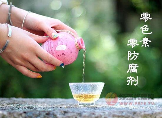 绍兴特产果酒好喝吗,米小芽桃花酒喝起来味道如何