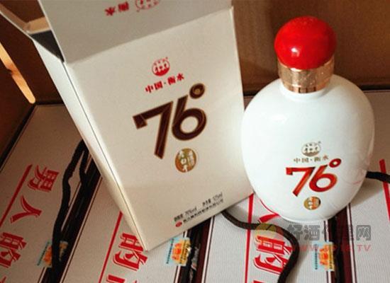 高度白酒價格高嗎,衡水老白干76度富貴牡丹酒價格怎么樣
