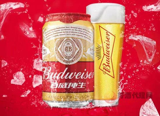 百威啤酒多少度,喝起來味道如何
