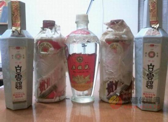 老酒收藏指南:哪些年份的白酒值得收藏