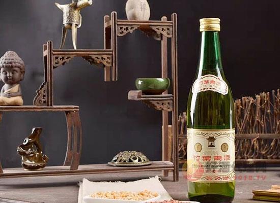 竹葉青是什么酒,這款酒喝起來味道如何