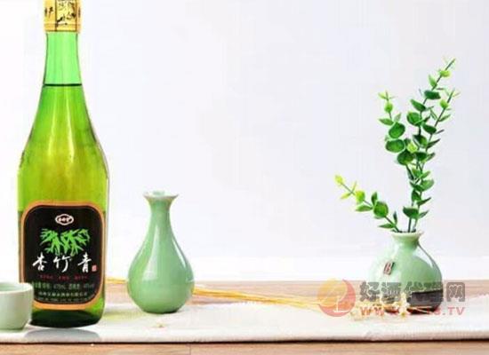 竹葉青酒的價格怎么樣,45度玻璃瓶475ml多少錢
