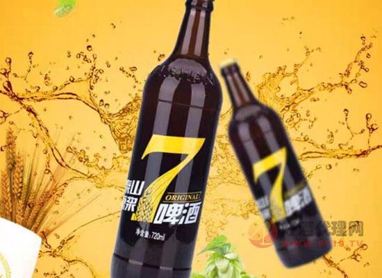 泰山原漿啤酒8度怎么樣,香氣濃郁,口感醇厚