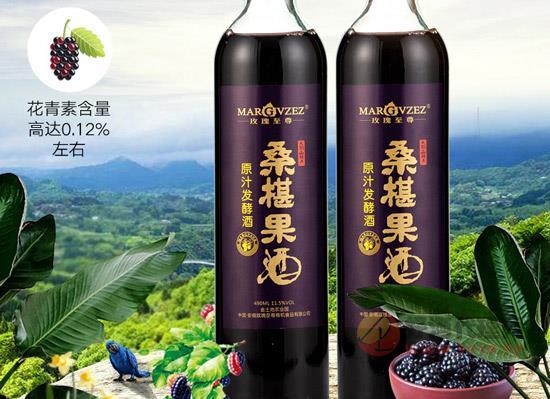 桑葚酒多少錢一瓶,玫瑰至尊高顏值桑葚酒禮盒價格