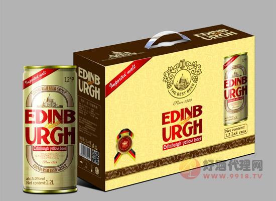 愛丁堡黃啤酒怎么樣,特色有哪些