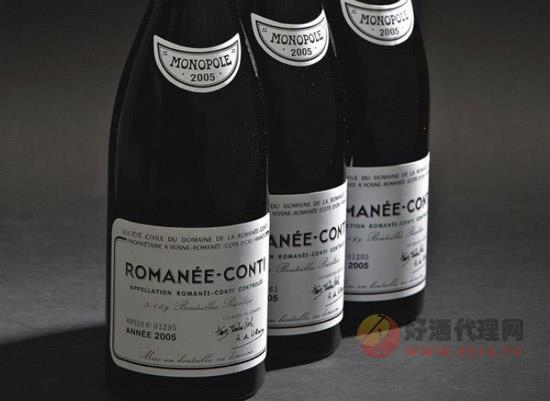 羅曼尼康帝酒瓶值錢嗎,紅酒瓶有什么用處