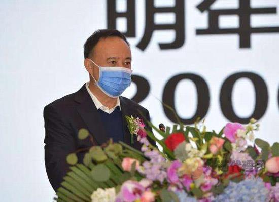 郎酒汪俊林:不追求短期數字目標,大企業要有大擔當!