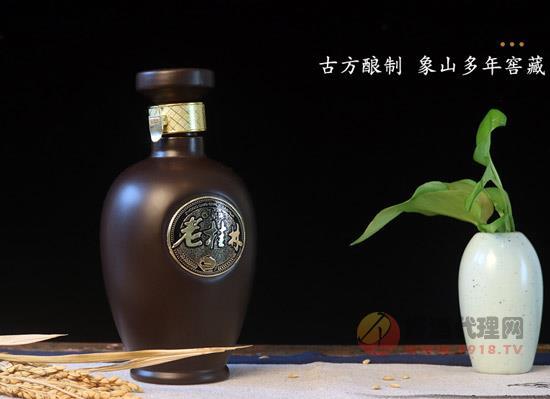 桂林三花酒哪一種最好,八年陳年老桂林高端大氣!