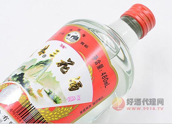 桂林三花酒38度價格,桂林特產米香白酒,好喝不貴!