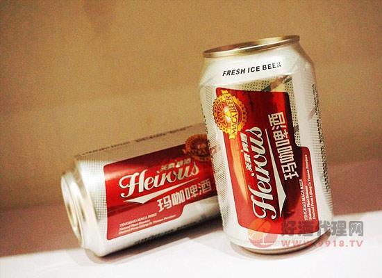 玛咖啤酒是哪个公司的,各自所具备的特点有哪些