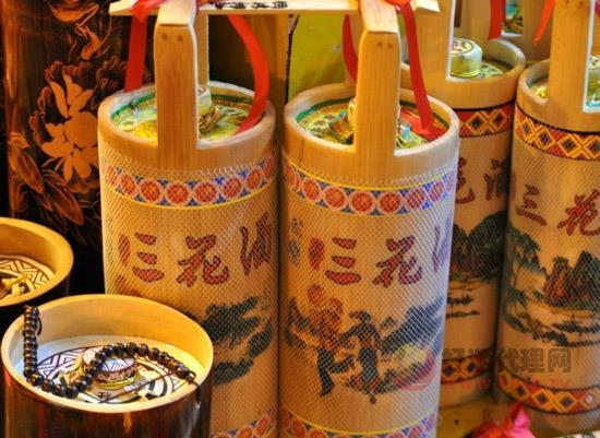 桂林三花酒的由來,三花酒有什么歷史故事