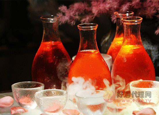 云南特产玫瑰酒怎么样,饮用优势有哪些