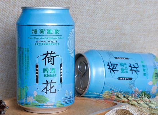 荷花啤酒代理商好做嗎,齙牙兔荷花啤酒的代理優勢有哪些