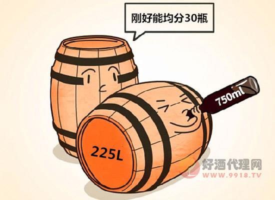 為什么白酒大多500毫升,紅酒一般750毫升