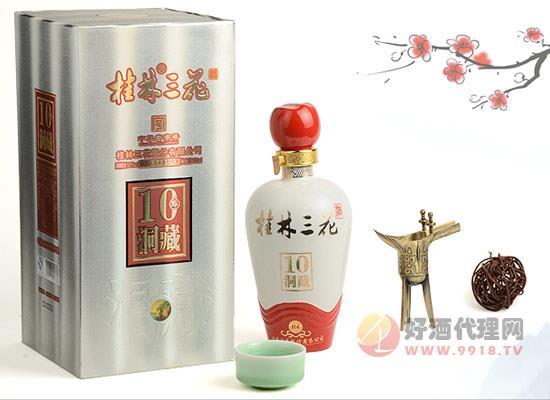 桂林三花酒是什么香型,酒水特點有哪些