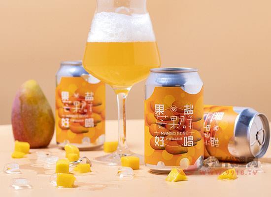 帝都芒果海鹽啤酒是什么酒,好喝嗎