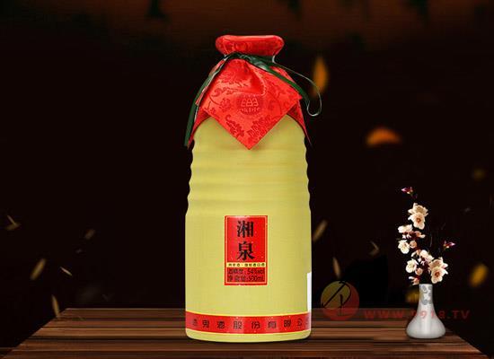 湘泉酒哪一款好喝,54度湘泉是純糧酒嗎