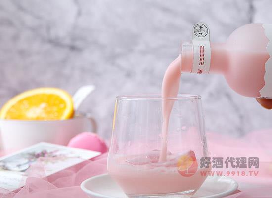 知醺酸奶酒哪個味好喝,繽紛四月,給生活來點儀式感!