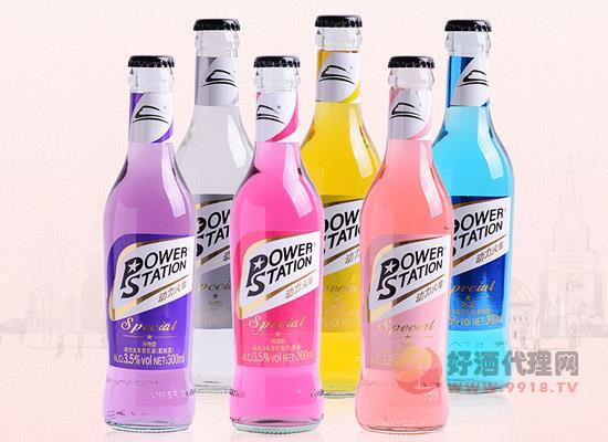 動力火車蘇打酒6種類型,6種口味,繽紛小酒一次品嘗!
