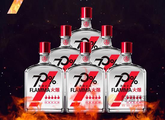 五糧液70度火爆小酒,開啟小酒3.0時代!