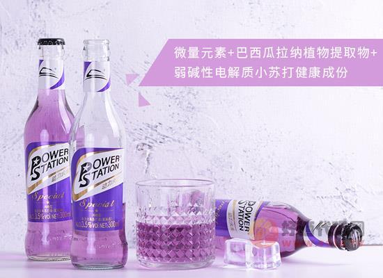 動力火車蘇打酒價格貴嗎,紫色冷艷型300ml×6瓶多少錢