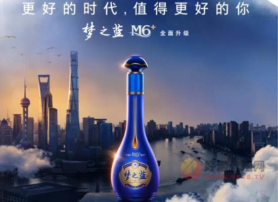 火!引爆线上春糖,梦之蓝M6+全国化提速