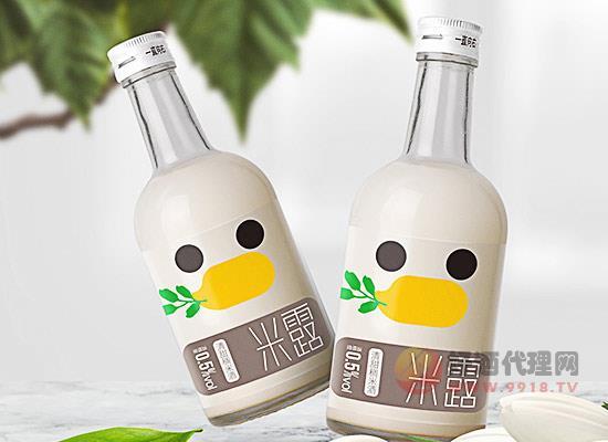 花田巷子米露米酒怎么样,喝起来味道如何