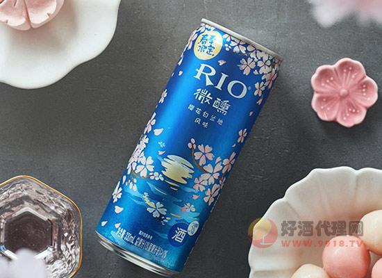 rio锐澳鸡尾酒所有种类有哪些,特色是什么