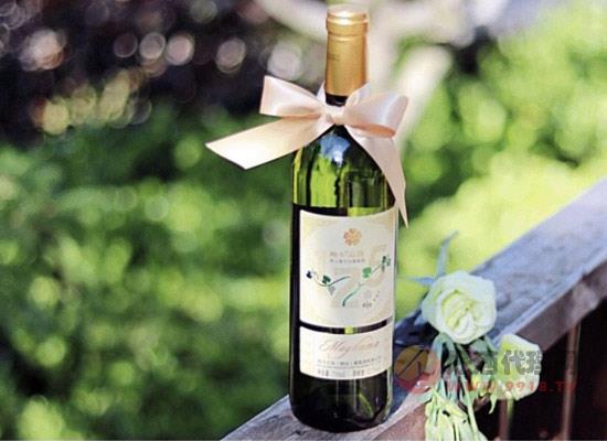 梅卡莊園貴人香葡萄酒怎么樣,國產精品白葡萄酒