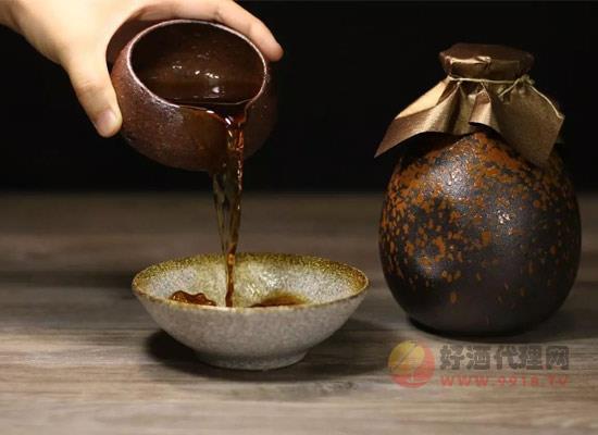 黑枣可以泡黄酒吗,黄酒泡枣的好处有哪些