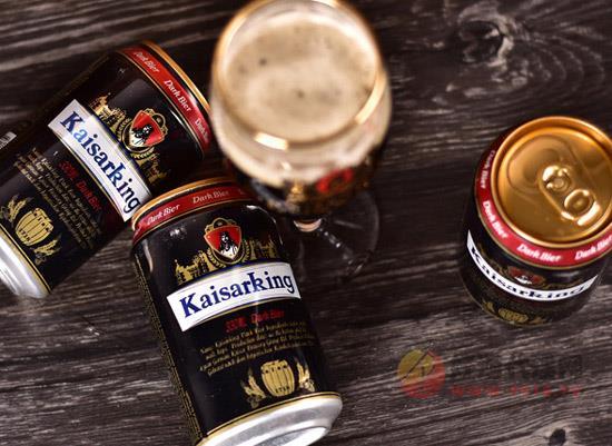 凱撒啤酒怎么樣,凱撒黑啤口感如何