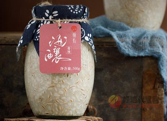 謝怡青稞釀醪糟米酒怎么樣,曲香味濃,酒香醇正