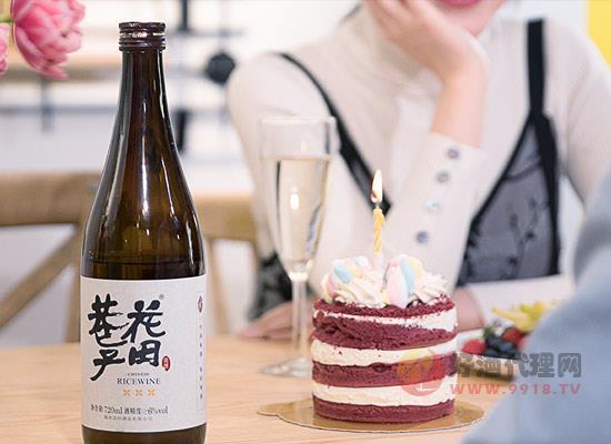 花田巷子米酒怎么样,惊艳了味蕾,打动了人心