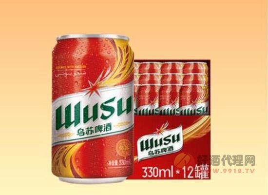 乌苏啤酒红的绿的哪个好喝,红乌苏和绿乌苏区别