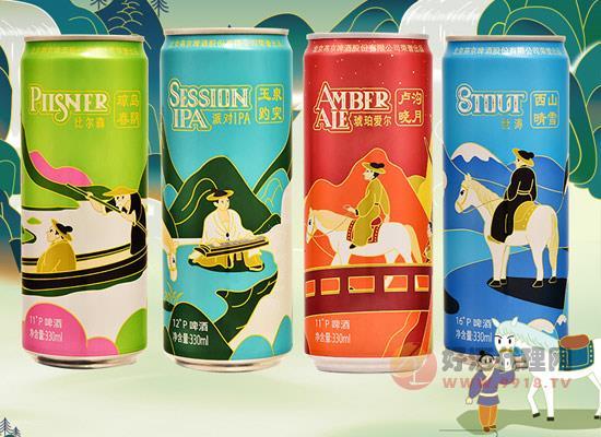 燕京啤酒小瓶怎么樣,八景精釀套餐值得選購嗎