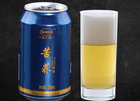 达人迈苦荞啤酒批发多少钱,达人迈苦荞啤酒330ml价格