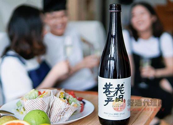 花田巷子米酒好喝嗎,蓑衣米酒和花田巷子哪個好喝