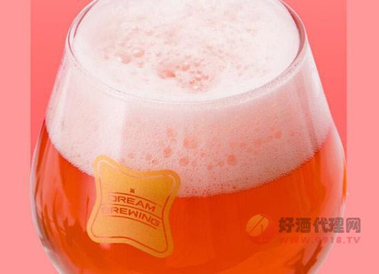 夢想釀造啤酒怎樣,草莓有啤汽,水果也瘋狂!
