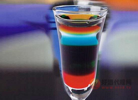 波士彩虹雞尾酒特色是什么,應該怎么喝