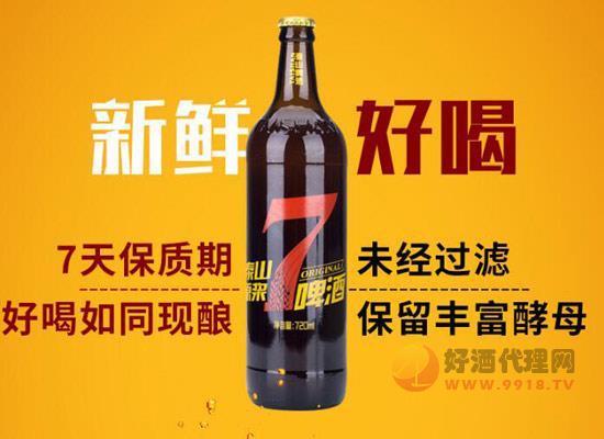 泰山原漿啤酒多少度,為什么對泰山啤情有獨鐘