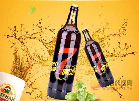 啤酒攬金季,泰山原漿7天啤酒怎么做代理